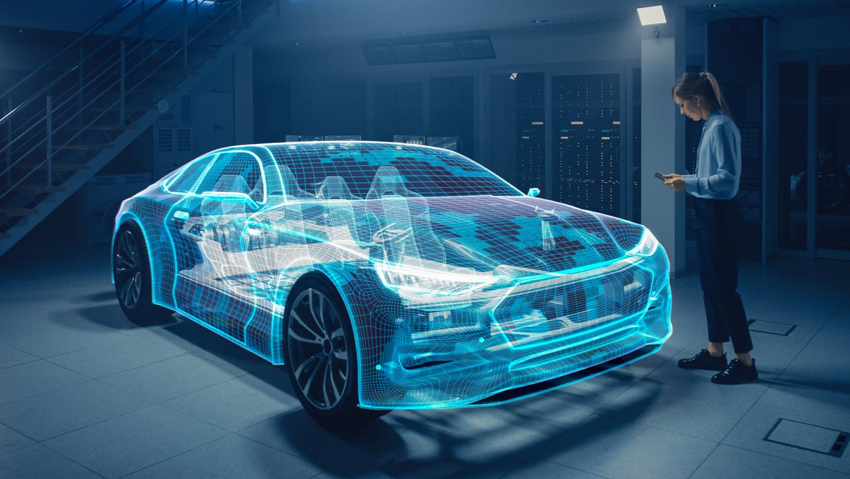 Die Entwicklung des Autos