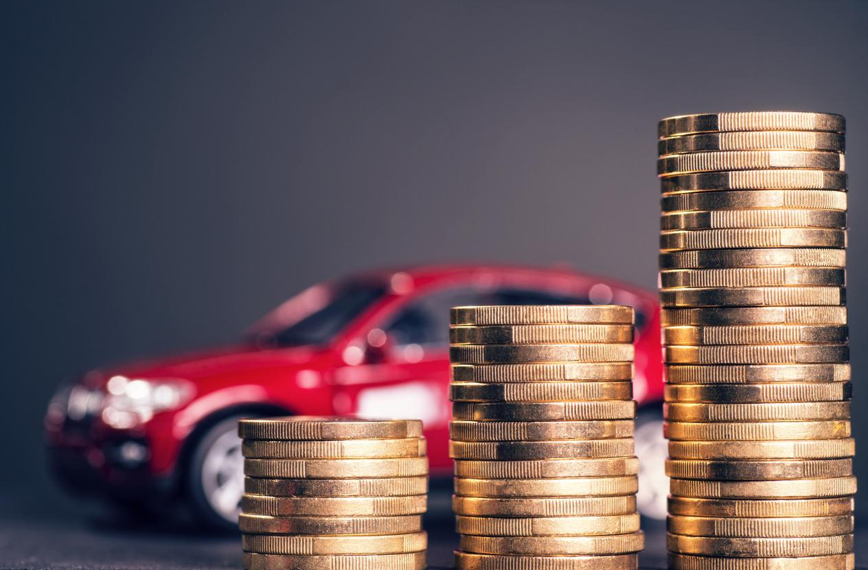 Die Kosten für das Auto
